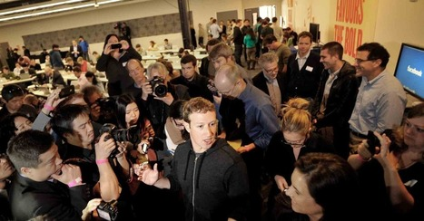 Facebook in 2014: Fighting for Social Supremacy | HR and Social Media | Scoop.it