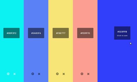 Color.Hailpixel - Choisir une couleur précise | TICE, Web 2.0, logiciels libres | Scoop.it