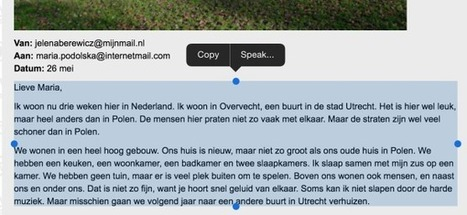 5 hidden iPad features for language learning.   ipadders.eu   iPad learning   Scoop.it