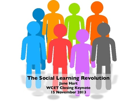 The Social Learning Revolution & What it means for Higher Education | Social Learning | Scoop.it
