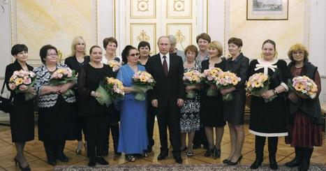 Why Russia's carbon footprint grows on International Women's Day | Sustainability Science | Scoop.it