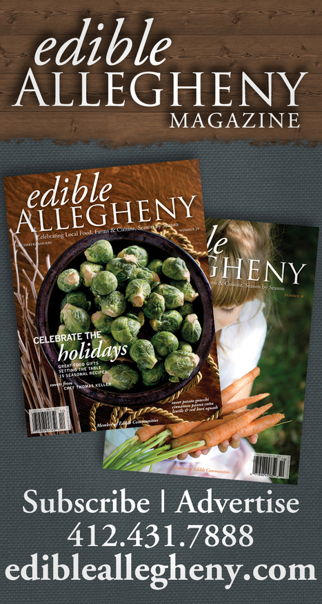 Dining Guide | Edible Allegheny | Food and Event Services | Scoop.it