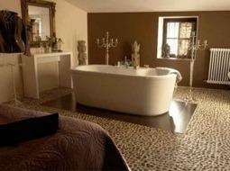 Une baignoire dans votre chambre à coucher | Baignoire ... | Tourisme de Bien-Etre | Scoop.it