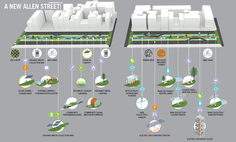 Town Square Initiative: New York - Urban Planning and Design Concepts | Développement Durable et Urbanisme | Scoop.it