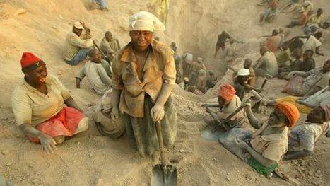 Un diamant de 5 176 carats saisi à Mbuji-Mayi - Direct.cd | Minéraux,Gemmes et Géologie | Scoop.it