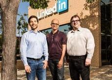 Microsoft buys LinkedIn for $26.2 billion  | #Acquisitions  | Social Media and its influence | Scoop.it