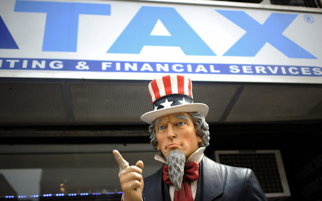 Tax dodging by the superrich is driving global inequality, Oxfam says - Al Jazeera America   Agents of Behemoth   Scoop.it