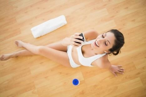 Entrena tu cuerpo como si estuvieses en el gimnasio con estas apps de rutinas deportivas | Educación Física en El Carmen | Scoop.it