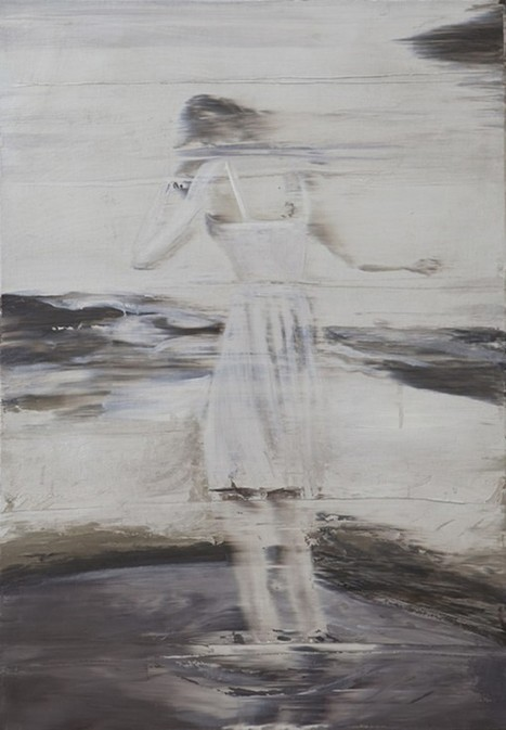 Andy Denzler's Paintings | Trendland: Fashion Blog & Trend Magazine | The Aesthetic Ground | Scoop.it