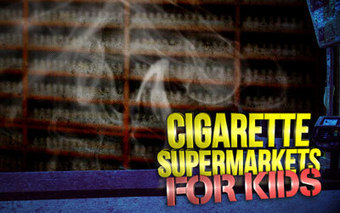 Cigarette supermarkets (Aus) | Alcohol & other drug issues in the media | Scoop.it