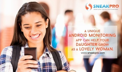 An Android Monitoring Software To Make An Adorable Woman | Sneakpro.com | Scoop.it