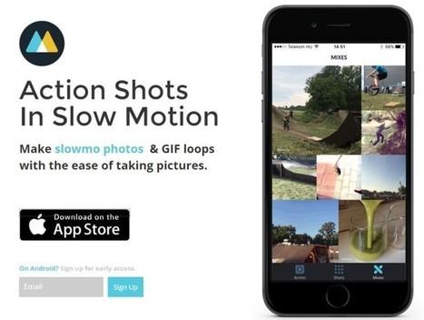 Mo, para generar imágenes a cámara lenta de manera muy sencilla | Recull diari | Scoop.it