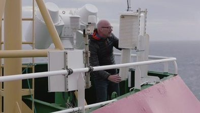 Mapping weather man's journey to Antarctica | NERC media coverage | Scoop.it