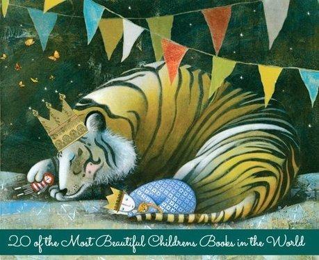 20 of the Most Beautiful Children's Books in the World | Bibliotecas e bibliotecários | Scoop.it