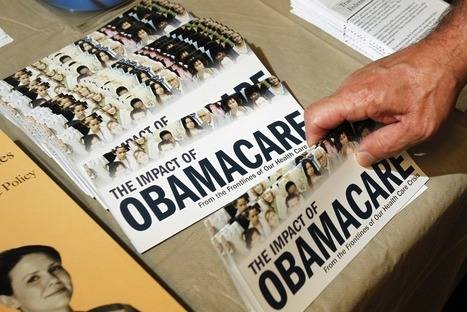 First Thoughts: The Defund Obamacare effort has gone nowhere - NBCNews.com | The Unpopular Opinion | Scoop.it