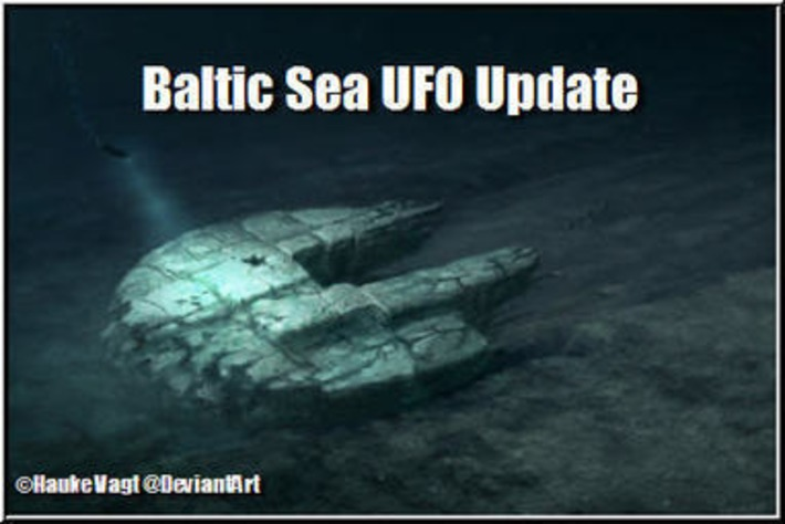 Baltic Sea UFO Update: 3D Pix and the Lost City of Atlantis - Gather.com | Machinimania | Scoop.it