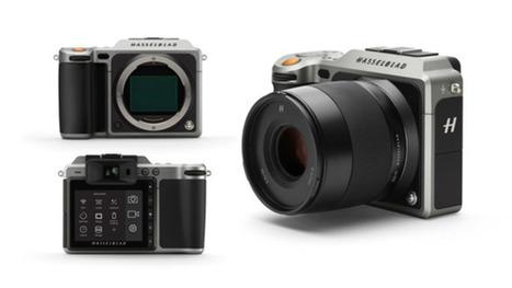 Hasselblad's new medium format mirrorless X1D camera leaked   Amateur Photographer   Scoop.it