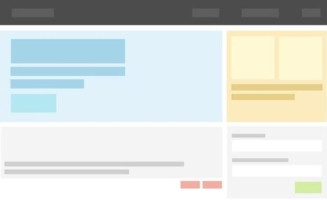 Pure CSS | Web mobile - UI Design - Html5-CSS3 | Scoop.it
