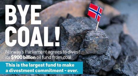 Norway will make (coal) history | Peer2Politics | Scoop.it
