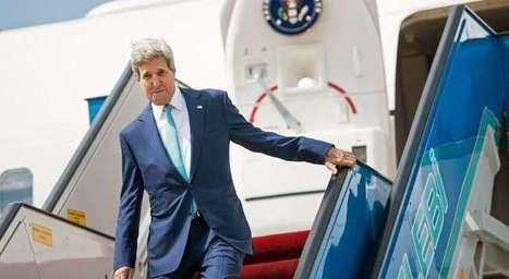 Lutte anti-EI: Kerry confiant de la coalition - i24news | Les kurdes | Scoop.it