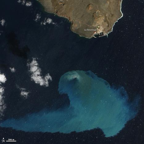 El Hierro Submarine Volcano Eruption : Natural Hazards | El Hierro as an example of volcanism in the Canary Islands | Scoop.it