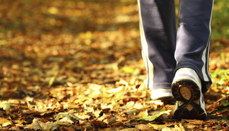 Walking or cycling to work can help you lose weight | ESRC press coverage | Scoop.it