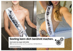 Pro Juventute startet Kampagne zu Sexting | Medienbildung | Scoop.it