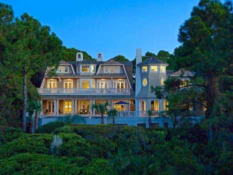 10 Beautiful Eco-Friendly Mansions That Are Currently On The Market | Jets need a win | Scoop.it