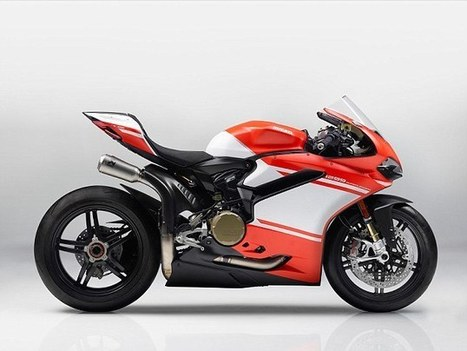 Ducati's 1299 Panigale Superleggera is a £72k superbike work of art | Ductalk Ducati News | Scoop.it