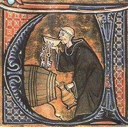 Paseando por la Historia: El vino en la Edad Media   Além Roma   Scoop.it