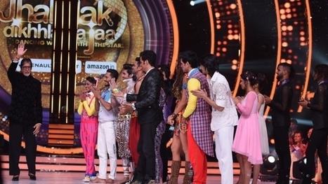 Big B on Jhalak Dikhhla Jaa 9: Karishma Tanna's big moment with Amitabh Bachchan! | Latest News & Updates at Daily News & Analysis | Amitabh bachchan | Scoop.it
