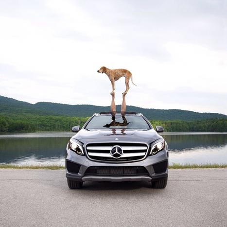 Mercedes-Benz uses Instagram to sell cars to millennials | Carlo Mazzocco | Il Web Marketing su misura | Scoop.it
