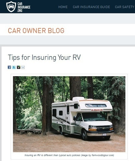Securing Your RV with Help from a Trusted Brandon Insurance Agency | Romero Insurance & Financial Services | Scoop.it