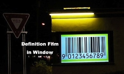 Definition Rear Projection Film Adhesive   RearProjectionFilms.com   Technology   Scoop.it