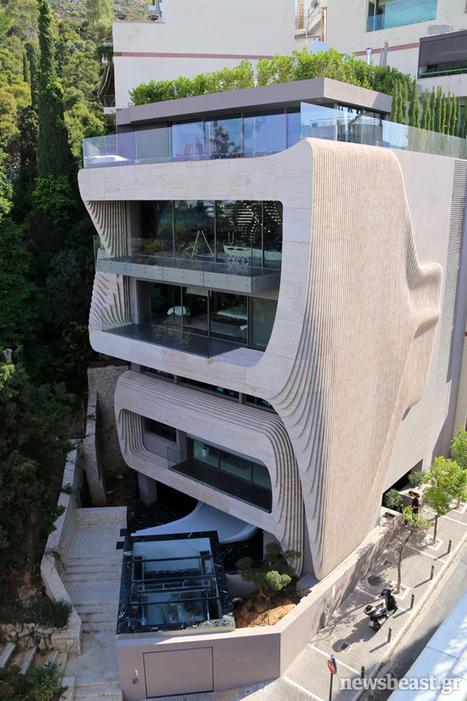 One Kleomenous, το εντυπωσιακό νέο κτίριο της Αθήνας - gazzetta.gr | Icon Group | Scoop.it