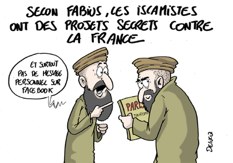 Les projets secrets des islamistes contre la France ! | Baie d'humour | Scoop.it