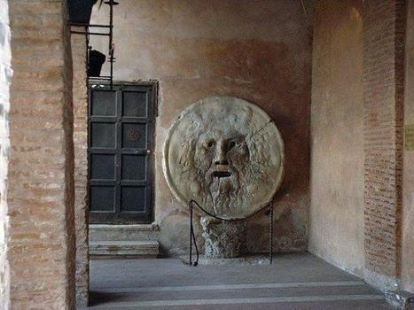 Roma: Bocca della Verità o la alcantarilla más famosa del mundo | IMPERIVM ROMANVM | Scoop.it