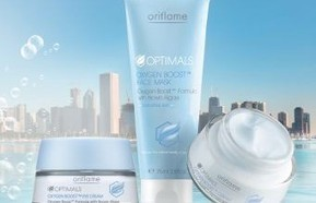 Creme Protetor FPS 30 Oxygen Boost By Oriflame | Oriflame Portugal | Scoop.it