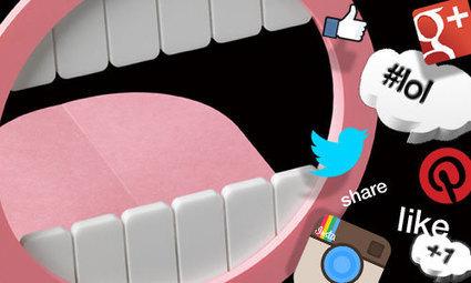 parlez-vous réseaux sociaux ? | Institut de l'Inbound Marketing | Scoop.it