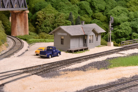 Chesapeake, Wheeling and Erie Railroad: End of Summer Update | Model Railroading | Scoop.it