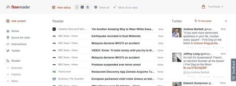 Why we're removing Facebook on FlowReader | RSS Circus : veille stratégique, intelligence économique, curation, publication, Web 2.0 | Scoop.it