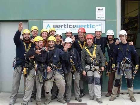 Trabajos Verticales   Vértice Vertical S.L.U.   Trabajos Verticales   Scoop.it