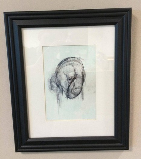 Alzheimer-Suffering Artist Drew His Self-Portrait for Five Years until He Forgot How to Draw   Strange days indeed...   Scoop.it