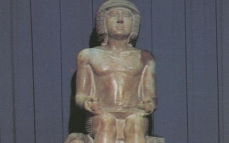 £2 million statue found on shelves of Nottingham town museum | Strange days indeed... | Scoop.it