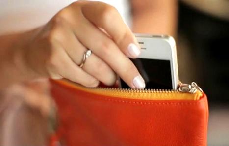Influencia - Marketing Progress - Un sac à main qui recharge les smartphones | Tendances de com | Scoop.it