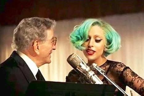 Lady Gaga et Tony Bennett, leur duo en écoute | Bruce Springsteen | Scoop.it