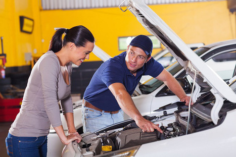 Get Basic Knowledge On Your Car Repair Services | AAA Automotive | Scoop.it