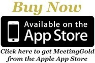 Meeting Gold - The App In Action   ipad@work   Scoop.it