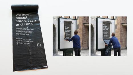 Nouvelles Perspectives en Agroalimentaire: 10 canettes contre un burger chez McDonald Suède | Perspectives en Agroalimentaire | Scoop.it