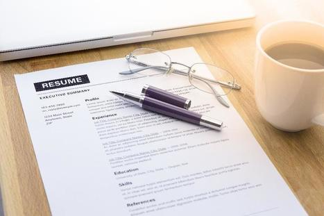 Think Twice Before Copying Your Resume Into LinkedIn - Forbes   All About LinkedIn   Scoop.it